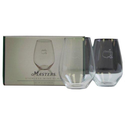 Masters Stemless Wine Glasses