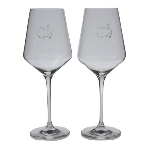 Masters Stemmed Wine Glasses - Set of 2