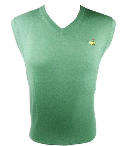 Masters Sweater Vest - Light Green
