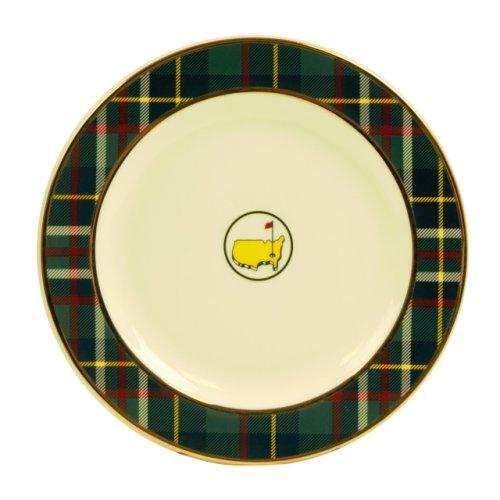 Masters Tartan Cocktail Plate Set