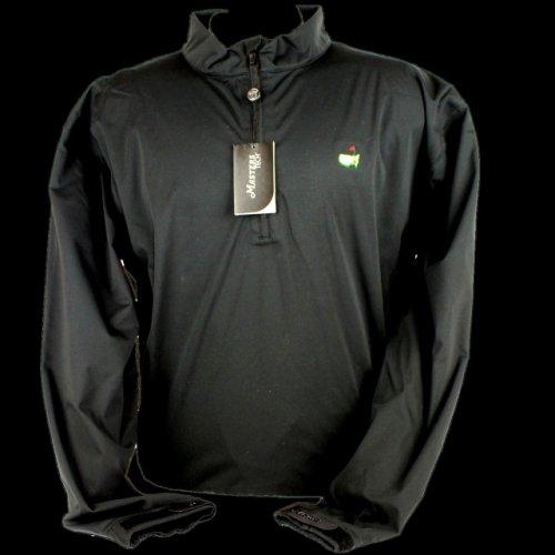 Masters Tech Windshirt Long Sleeve - Black