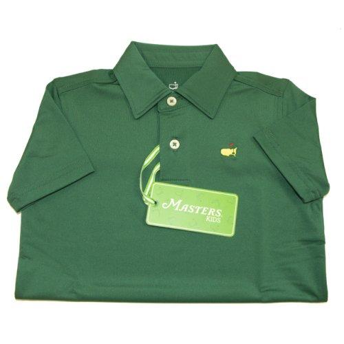Masters Toddler Golf Shirt - Green