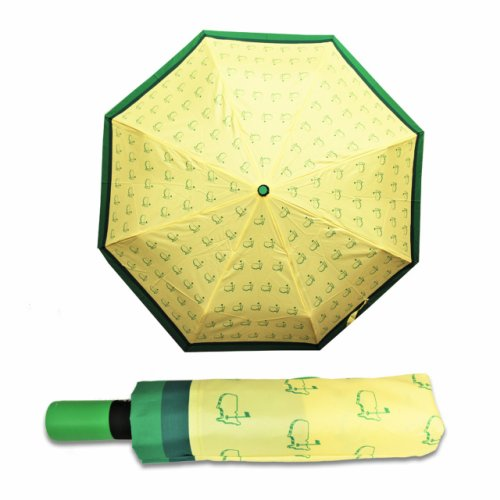 Masters Ultra Compact Green & Yellow Umbrella