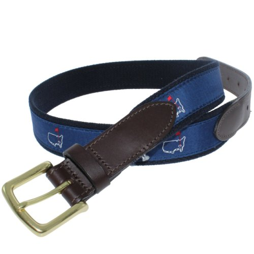 Masters Vineyard Vines Belt - Navy