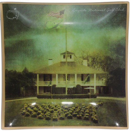 Masters Vintage Augusta National Clubhouse Dish