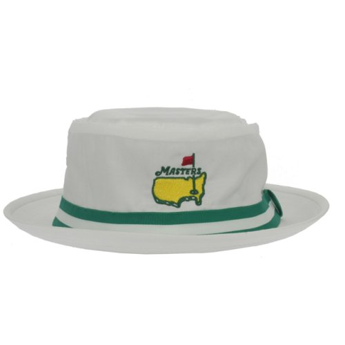 Masters White Bucket Hat (pre-order)