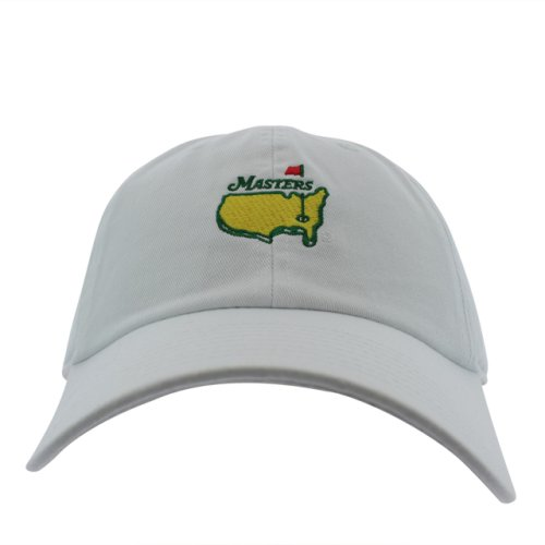 Masters White Caddy Hat