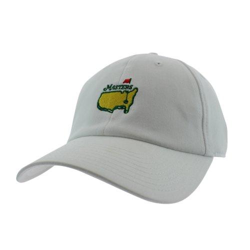 Masters White Performance Tech Hybrid Hat