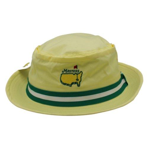 Masters Yellow Bucket Hat