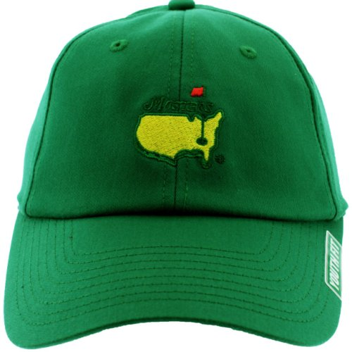 Masters Youth Caddy Hat -Green
