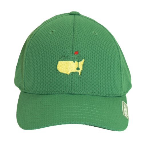 Masters Youth Green Performance Hat