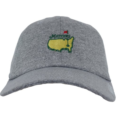 Masters Youth Grey Performance Tech Hat