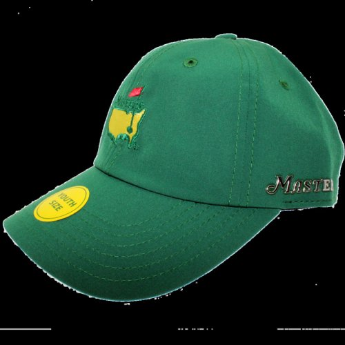 Masters Youth Performance Hat - Green e03bb4d8d396