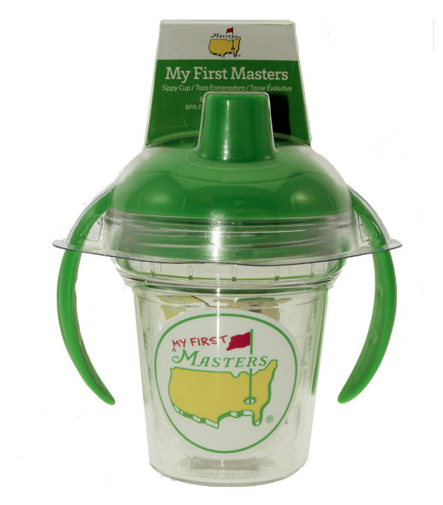 My First Masters 6 oz Sippy Cup