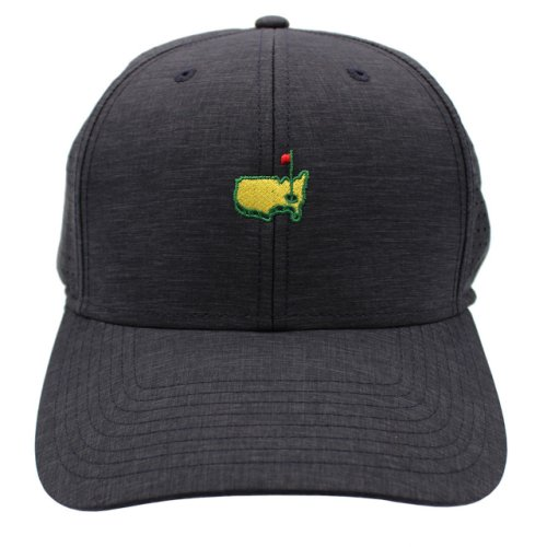 Undated Masters Navy Peformance Tech Hat with Perforation