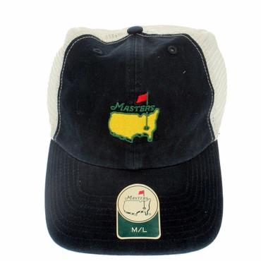 c9820afb Masters Trucker Hat Navy