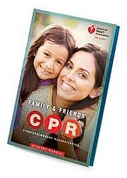Friends and Family CPR (August 17 at 6:00 pm)