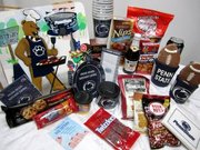 Deluxe PSU Tailgating Basket Gift Basket FREE SHIPPING (Deluxe)
