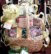 Four O'Clock Tea Gift Basket