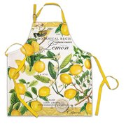 Michel Design Works Kitchen Collection Gift Basket APR 008 Lemon Basil Apron (Michel Design Works)
