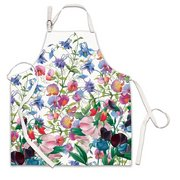 Michel Design Works Kitchen Collection Gift Basket APR 284 Sweet Pea Apron (Michel Design Works)
