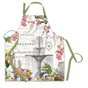 Michel Design Works Kitchen Collection Gift Basket APR 303 In the Garden Apron (Michel Design Works)