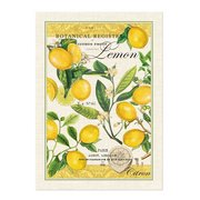 Michel Design Works Kitchen Collection Gift Basket TOW 008 Lemon Basil Towel (Michel Design Works)