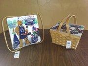 Penn State Picnic Basket Gift Basket FREE SHIPPING