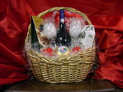 Romantic Interlude Gift Basket