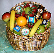 Seasonal Fruits Gift Basket