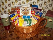 Time for Coffee & Tea Gift Basket