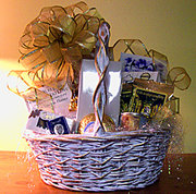 When You Lose Someone You Love Sympathy Gift Basket