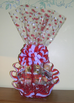 Love Is All Around Gift Basket