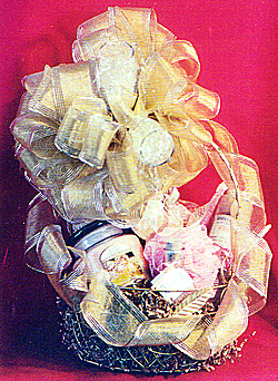Soothing Sensations Gift Basket