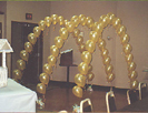 Entrance Arch-Gold Bavarian Hall View 2 Gift Basket