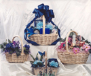 The Pampered Touch Gift Basket