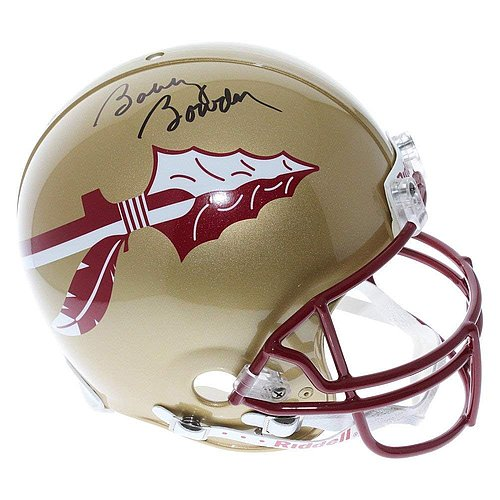 Bobby Bowden Florida State Seminoles Autographed Full Size Riddell Authentic Proline Helmet - PSA/DNA Authentic