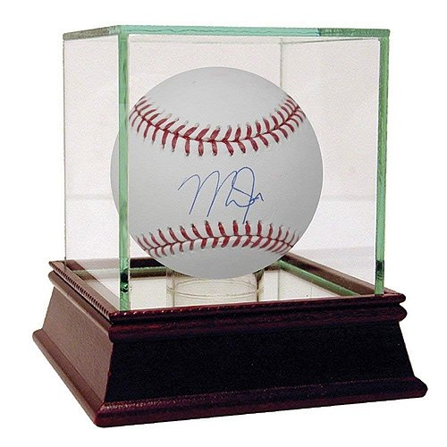 Mike Trout Autographed MLB Baseball MLB Auth - Authentic Signature