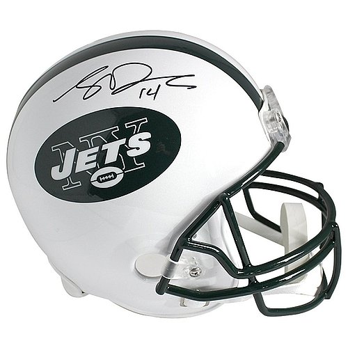 Sam Darnold New York Jets Signed Full Size Replica Helmet