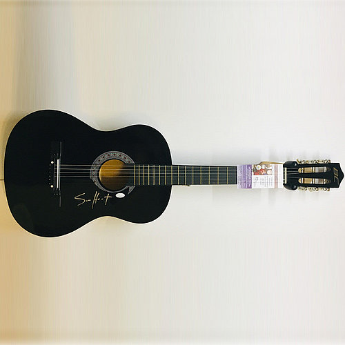 Sam Hunt Autographed Full-Size BC Acoustic Guitar - JSA Authentic