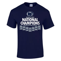 Penn State 2014 Wrestling National Champs T-Shirt