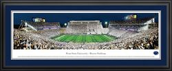 Penn State Beaver Staduim Panorama Deluxe Framed and Matted