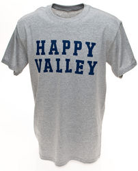 Happy Valley T-Shirt Gray