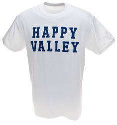 Happy Valley T-Shirt White