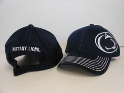 Penn State Hat Side Lion Head Navy