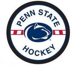 Penn State Ice Hockey Car Magnet