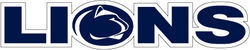 Penn State LIONS Decal