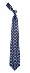 Penn State Neck Tie Oval Lion Heads