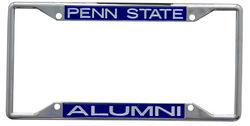 Penn State Nittany Lions Alumni License Plate Frame