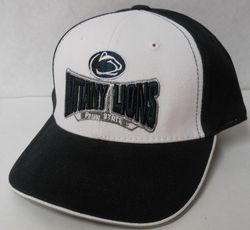 Penn State Nittany Lions Kids Hat White Front